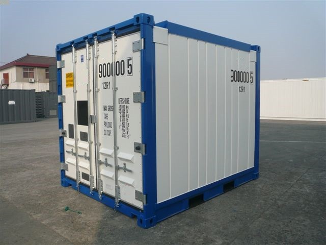 Our Refrigerated Shipping Container for Sale in Melbourne Region