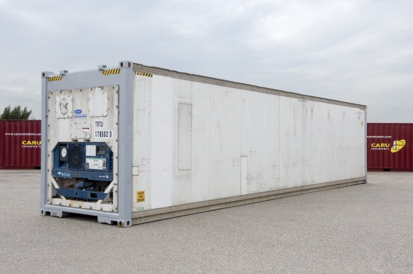 Try Our Refrigerated Shipping Container Rentals