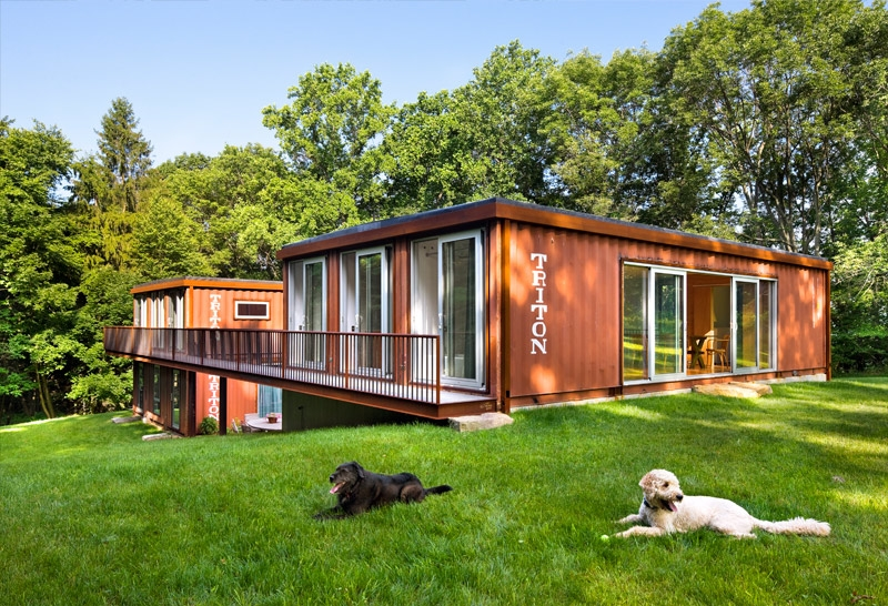 Shipping Container Home 800 x 546
