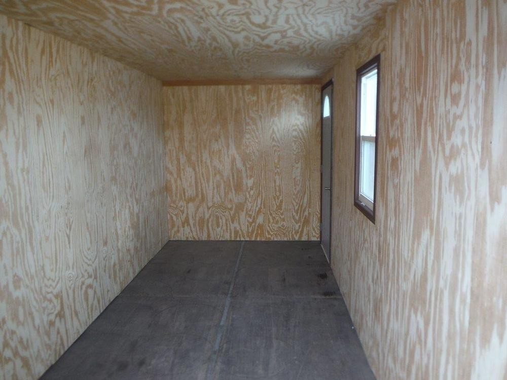 Inside Container House