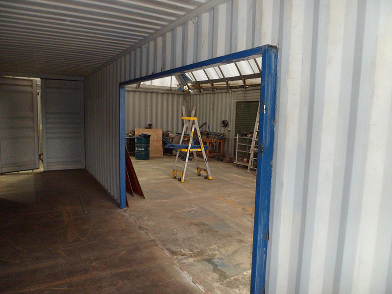 container home shipping